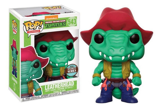 Funko Pop! Teenage Mutant Ninja Turtles - Leatherhead Pop! Vinyl Figure #543 **SPECIALTY SERIES**