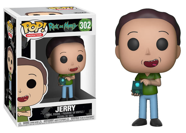 22962 - Funko Pop! Rick and Morty - Jerry Pop! Vinyl