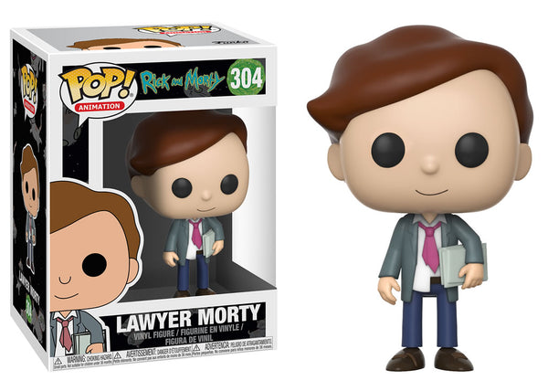 22963 - Funko Pop! Rick and Morty - Lawyer Morty Pop! Vinyl