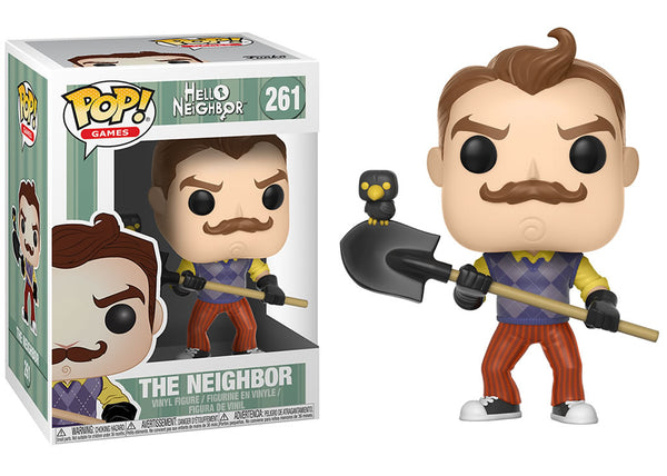 24536 - Funko Pop! Hello Neighbor - The Neighbor Pop! Vinyl