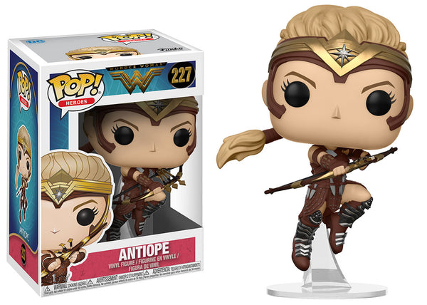 24973 - Funko Pop! Wonder Woman - Antiope Pop! Vinyl