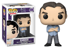 25197 - Funko Pop! Buffy the Vampire Slayer 20th Anniversary - Xander Pop! Vinyl