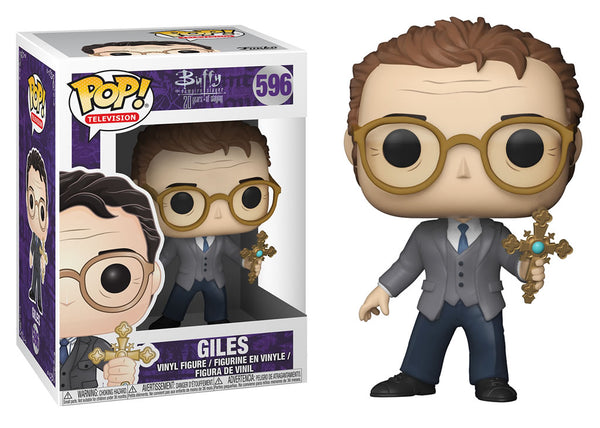 25199 - Funko Pop! Buffy the Vampire Slayer 20th Anniversary - Giles Pop! Vinyl