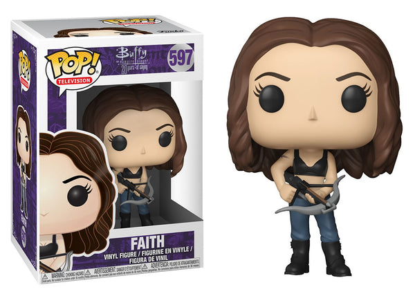 25201 - Funko Pop! Buffy the Vampire Slayer 20th Anniversary - Faith Pop! Vinyl