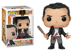 Funko Pop! The Walking Dead - Negan Clean Shaven Pop! Vinyl Figure #578
