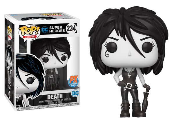 25933 - Funko Pop! DC Heroes Sandman - Death Pop! Vinyl