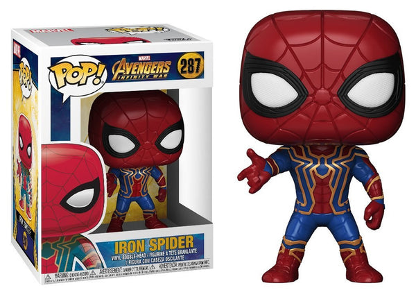 26465 - Funko Pop! Marvel Infinity War - Iron Spider Pop! Vinyl