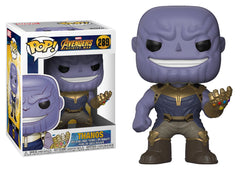 26467 - Funko Pop! Marvel Infinity War - Thanos Pop! Vinyl