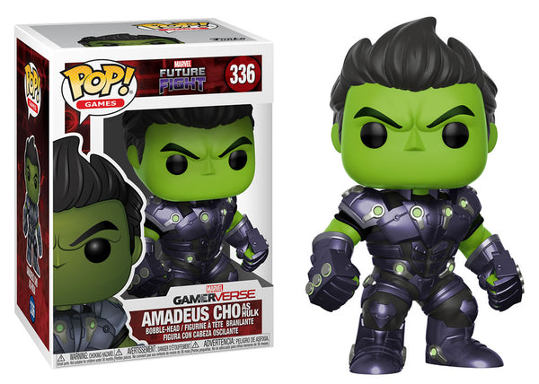 26854 - Funko Pop! Marvel Future Fight - Amadeus Cho Pop! Vinyl