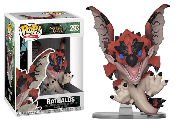 27342 - Funko Pop! Monster Hunter - Rathalos Pop! Vinyl