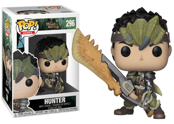 27344 - Funko Pop! Monster Hunter - Hunter Pop! Vinyl