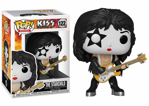 28504 - Funko Pop! Kiss - Starchild (Paul Stanley) Pop! Vinyl