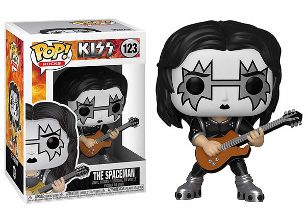 28506 - Funko Pop! Kiss - Spaceman (Ace Frehley) Pop! Vinyl