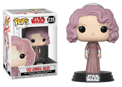 Funko Pop! Star Wars The Last Jedi - Vice Admiral Holdo Pop! Vinyl Figure #235
