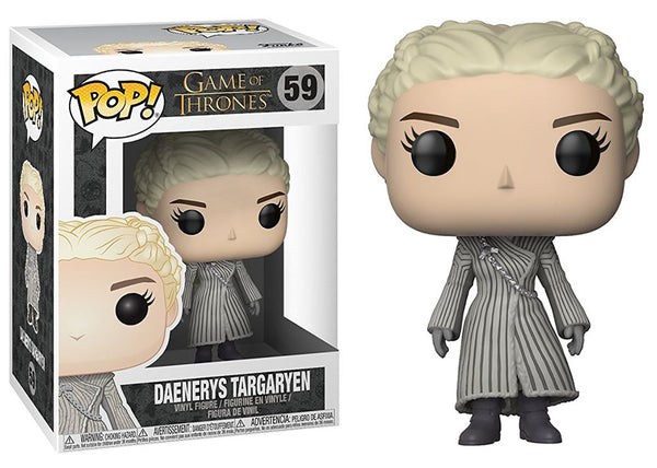 28888 - Funko Pop! Game of Thrones - Daenerys White Coat Pop! Vinyl