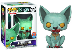 28891 - Funko Pop! Saga - Bloody Lying Cat Pop! Vinyl PX EXCLUSIVE