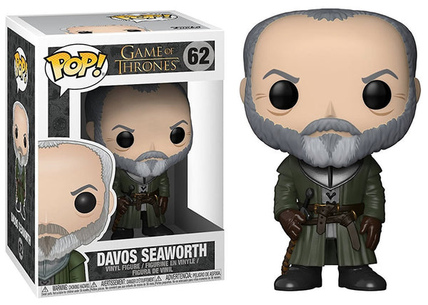29164 - Funko Pop! Game of Thrones - Davos Seaworth Pop! Vinyl