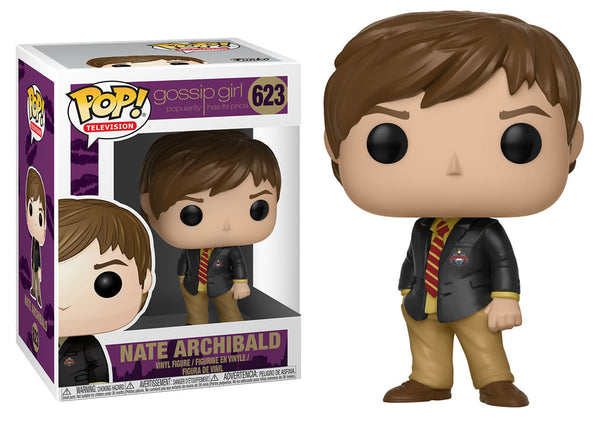 30058 - Funko Pop! Gossip Girl - Nate Archibald Pop! Vinyl