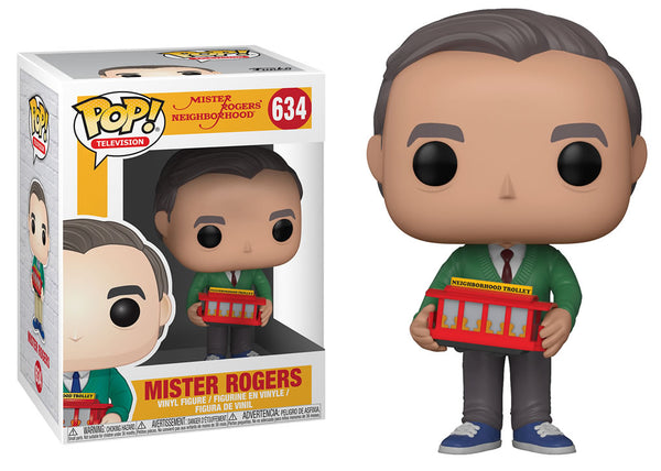 30161 - Funko Pop! Mr Rogers Neighborhood - Mr Rogers Pop! Vinyl