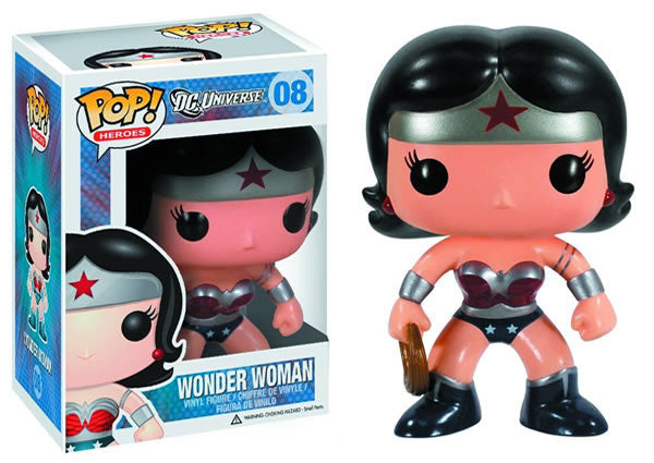 DC Heroes - New 52 Wonder Woman Pop! Vinyl