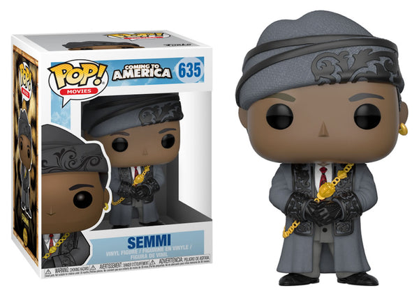 30805 - Funko Pop! Coming to America - Semmi Pop! Vinyl