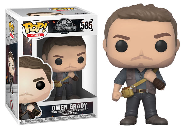 30979 - Funko Pop! Jurassic World Fallen Kingdom - Owen Pop! Vinyl