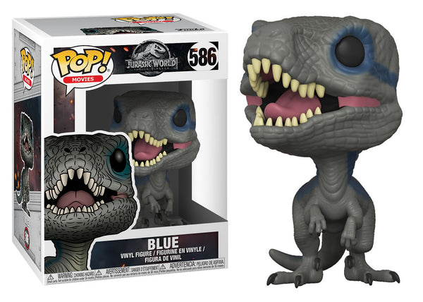 30980 - Funko Pop! Jurassic World Fallen Kingdom - Blue Pop! Vinyl