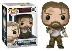 31022 - Funko Pop! Netflix Stranger Things - Hopper with Vines Pop! Vinyl