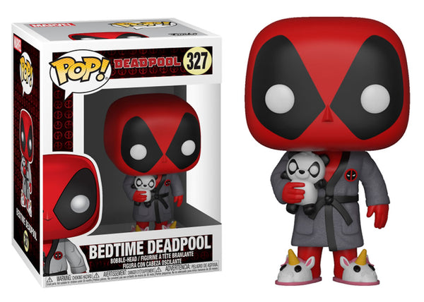 31118 - Funko Pop! Marvel Deadpool Playtime - Deadpool in a Robe Pop! Vinyl