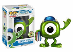 Monsters University - Mike Wazowski Pop! Vinyl