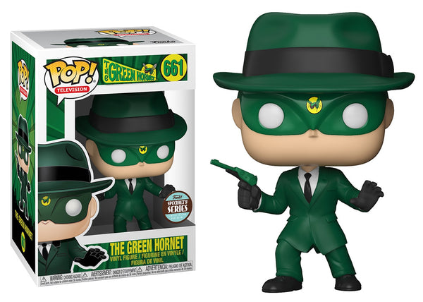 31485 - Funko Pop! Green Hornet - 1960 Green Hornet SPECIALTY Pop! Vinyl