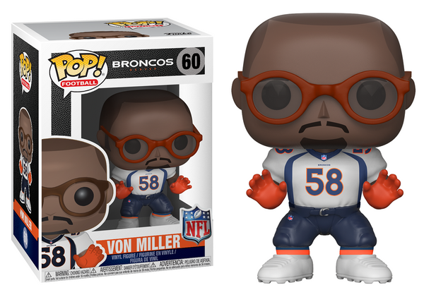 31773 - Funko Pop! NFL Series 5 - Von Miller (Denver Broncos) Pop! Vinyl