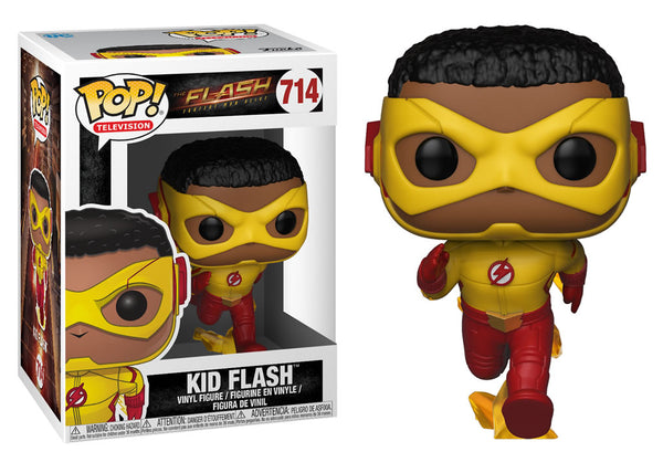 32117 - Funko Pop! The Flash - Kid Flash Pop! Vinyl