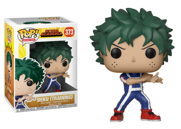 32129 - Funko Pop! My Hero Academia - Deku Training Pop! Vinyl