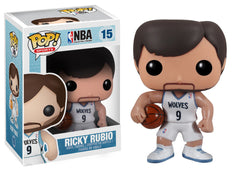 NBA Series 2 - Ricky Rubio (Minnesota Timberwolves) Pop! Vinyl