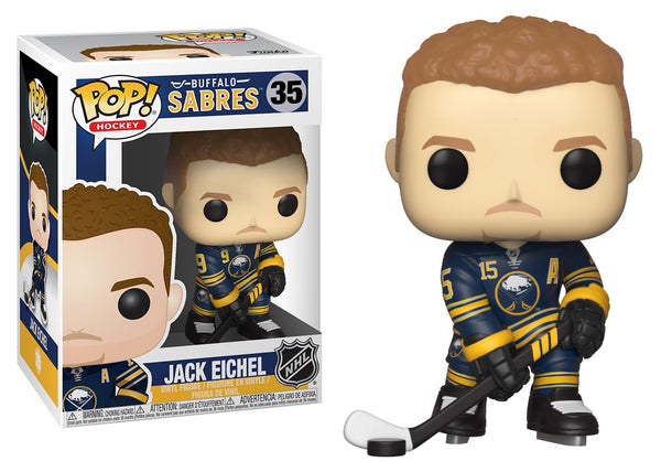34323 - Funko Pop! NHL Series 3 - Jack Eichel (Buffalo Sabres) Pop! Vinyl