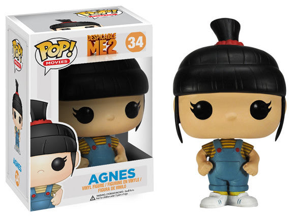 Despicable Me 2 - Agnes Pop! Vinyl