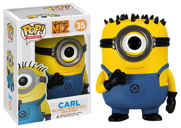 Despicable Me 2 - Carl Pop! Vinyl