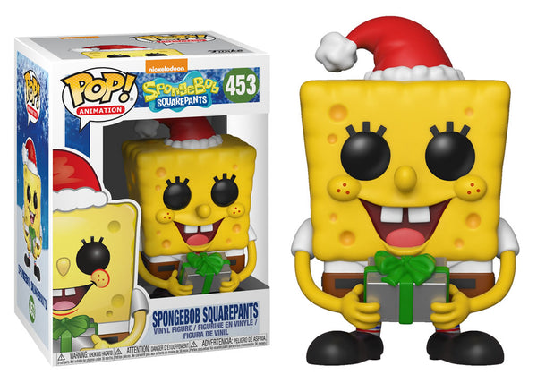 33923 - Funko Pop! SpongeBob SquarePants - Christmas SpongeBob Pop! Vinyl