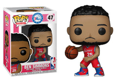 34432 - Funko Pop! NBA - Ben Simmons (Philadelphia 76ers) Pop! Vinyl