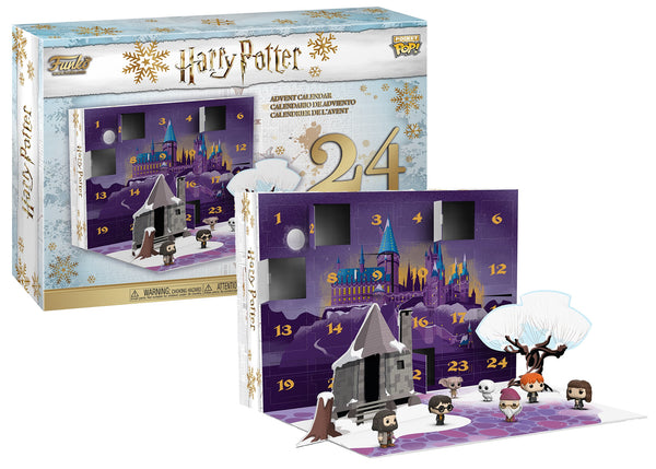 34947 - Funko Pocket Pop Advent Calendar - Harry Potter - Released 2018