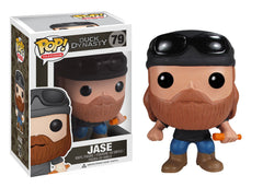 Duck Dynasty - Jase Robertson Pop! Vinyl