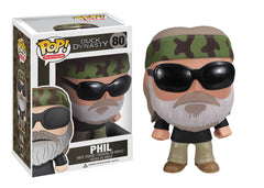 Duck Dynasty - Phil Robertson Pop! Vinyl