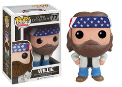 Duck Dynasty - Willie Robertson Pop! Vinyl