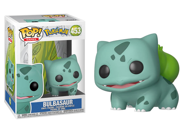 36237 - Funko Pop! Pokemon - Bulbasaur Pop! Vinyl