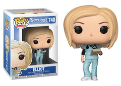 36343 - Funko Pop! Scrubs - Elliot Reid Pop! Vinyl