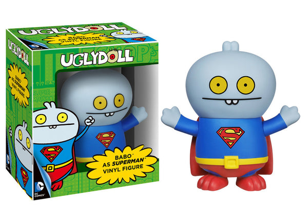 Uglydoll - Superman Babo Vinyls