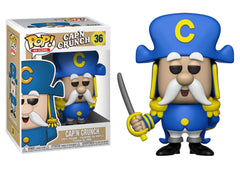 36479 - Funko Pop! Ad Icons Quaker Oats - Captain Crunch Pop! Vinyl