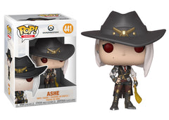36580 - Funko Pop! Overwatch - Ashe Pop! Vinyl