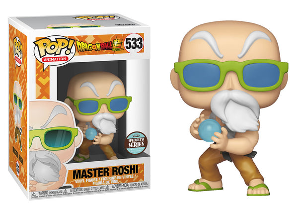 36607 - Funko Pop! Dragonball Z - Master Roshi Max Power Pop! Vinyl SPECIALTY
